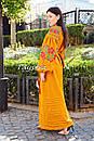 Вышиванка платье бохо шик, вишите плаття вишиванка, этно стиль Вита Кин, фото 5