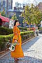 Вышиванка платье бохо шик, вишите плаття вишиванка, этно стиль Вита Кин, фото 2