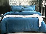 Сатиновое постельное белье Однотонное, фото 4