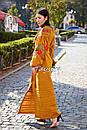 Вышиванка платье бохо шик, вишите плаття вишиванка, этно стиль Вита Кин, фото 9