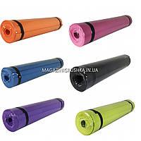 Коврик для йоги и фитнеса M0380-3 - 6 цветов