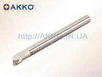 Резец токарный расточной S08H STUPR 0802 под пластину TPKN 0802.. державка AKKO