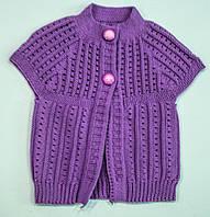 Вязаное болеро для девочки 1-2 года, фото 1