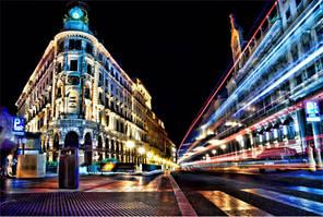 Масштабный проект компании Philips по обновлению освещения в Мадриде