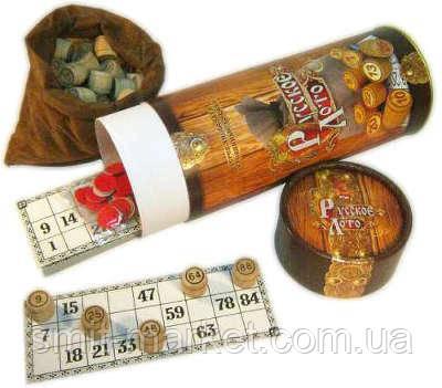 Игра Русское лото