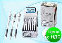 Ручка масляная Piano PT-186 (синяя)
