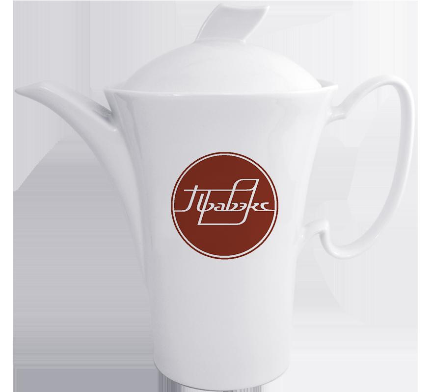Заварочный чайник конус 1200 мл
