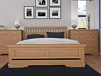 Кровать ТИС АТЛАНТ 13 120*190 бук