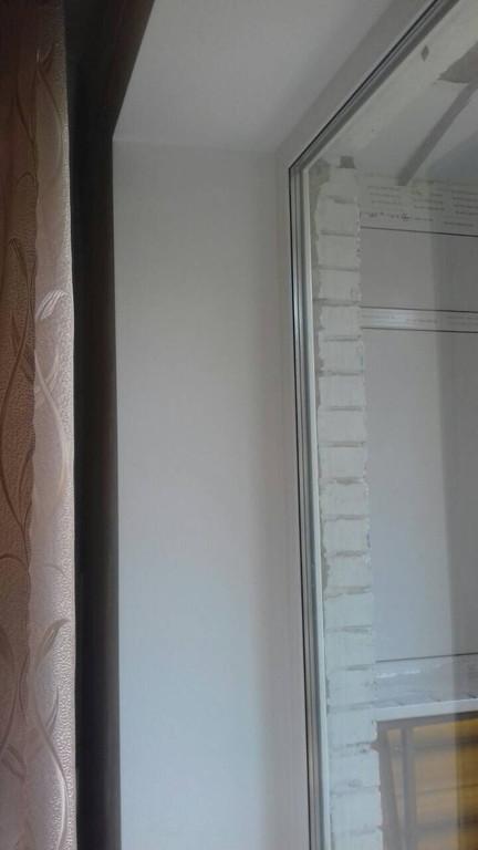 Откосы из гипсокартона в «хрущевке» на Ереванской 2