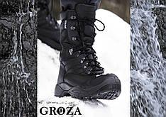 """ZENKIS берци мілітарні """"GROZA-W"""" (U1-800) BLACK"""