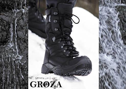 """ZENKIS берци мілітарні """"GROZA-W"""" (U1-800) BLACK, фото 2"""