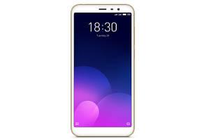 Смартфон Meizu M6T 2/16Gb Gold *