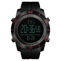 Мужские часы Skmei 1353 красные, фото 1