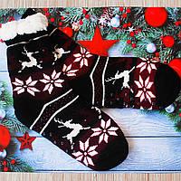 Чоловічі теплі шкарпетки (на флісі)