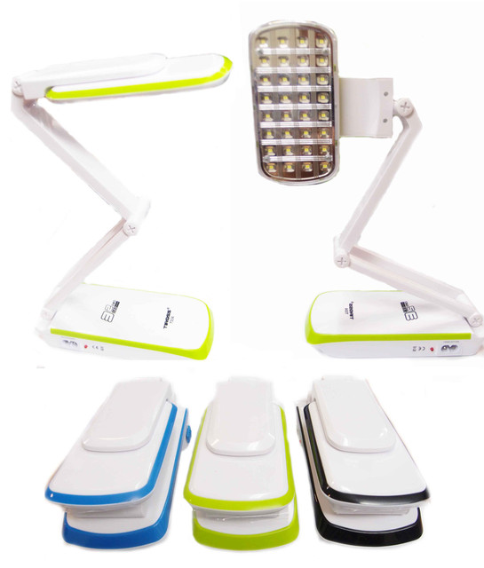 Лампы и светильники с аккумулятором, аварийное освещение