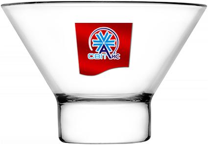 Креманка для мороженого диаметр 120 мм