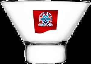 Креманка для мороженого диаметр 120 мм, фото 2