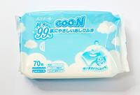 """Салфетки """"GOO.N"""" влажные в мягкой упаковке (70 шт)"""