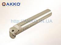 Резец токарный канавочный AIKT-IG-L-40-4-T12-H для внутренних канавок под пластину DGN 40 державка AKKO