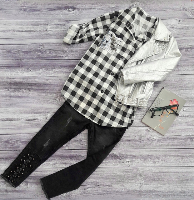 Одежда для девочек 4 - 16 лет