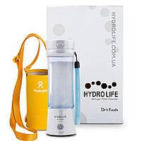 Генератор Водородной Воды из Японии для Функциональной Защиты Организма + сумка в подарок
