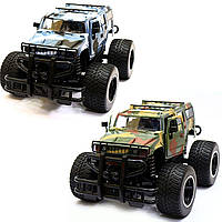 Машина Hummer на радиоуправлении 666-643NQA - 2 вида