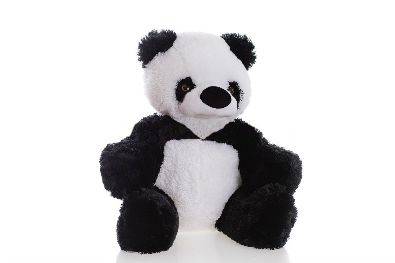 Плюшевая панда(мягкая игрушка)  55 см Алина