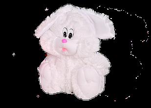 Плюшевая панда(мягкая игрушка)  Алина сидячий 35 см белый