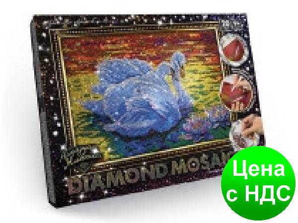 """Набір креативної творчості """"Алмазная живопись DIAMOND MOSAIC"""" великий (10), фото 2"""
