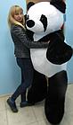 Плюшевая панда(мягкая игрушка)  170 см Алина, фото 4