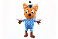 Мягкая игрушка «Три кота» - Коржик. Любимая игрушка Коржик