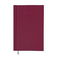 Ежедневник датированный 2019 BRILLIANT, A6, 336 стр., вишневый 2540-44 , фото 1