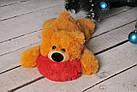 Плюшевый Мишка Умка 85 см медовый, фото 2