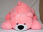 Большая мягкая игрушка медведь Умка 120 см розовый, фото 2