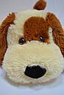 Собачка Алина Шарик 75 см персиковый , фото 2