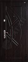 """Дверь входная металлическая модель """"Саган"""" 2 замка"""