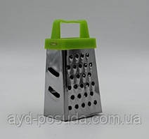 Терка-пирамида для сыра (на магните,нержавеющая сталь,пластик),арт. W129