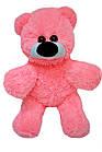 Плюшевый мишка Бублик 55 см розовый, фото 3