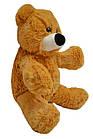 Мягкая игрушка мишка Бублик 70 см медовый, фото 2