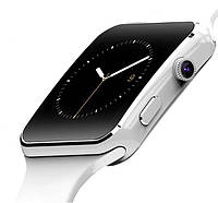Умные часы X6 White