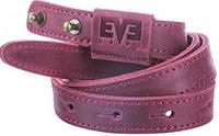 Ремень для брюк, Level Ремень2-burgundy, натуральная кожа