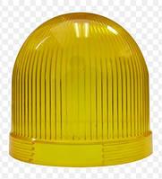 Проблесковый маячок желтый 24 VDC/АС  ASGF02Y