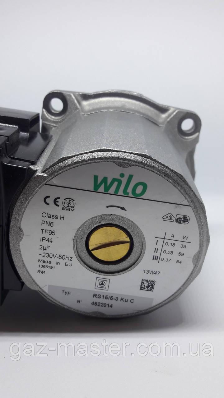 Циркуляционный насос Wilo RS 25/6-3 P, для котлов Ariston Uno, TX, T2, Microgenus 996615