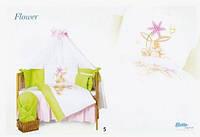 Tuttolina Flower комплект білизни 7 елементів