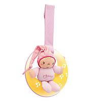 Іграшка музична на ліжечко Good night Moon Chicco для дівчаток (02426)
