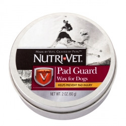 Nutri-Vet Pad Guard Wax НУТРИ-ВЕТ ЗАЩИТНЫЙ КРЕМ для собак, для подушечек лап, 60 г