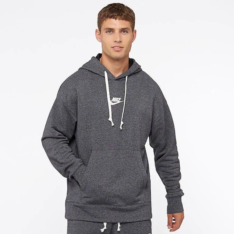 Толстовка Nike Nsw Heritage Hoodie Po 928437-010 (Оригинал)