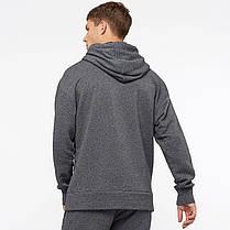 Толстовка Nike Nsw Heritage Hoodie Po 928437-010 (Оригинал), фото 3