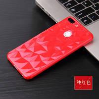 Силиконовый чехол Rhombus Diamond Case для Huawei P Smart