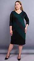 Платье Карамель черный